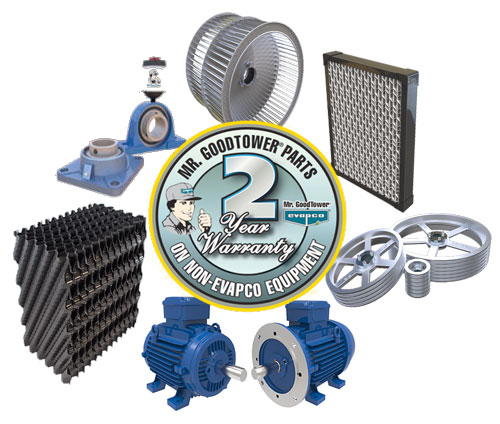 Cooling Tower Service -