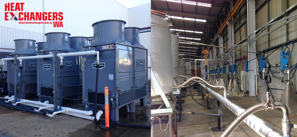 Cooling towers and Heat exchanger Servicing
