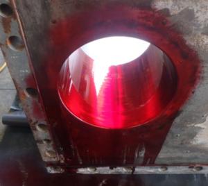 Red Dye Port Liner