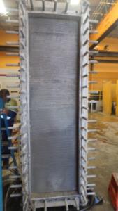 Welded Core Clean 169x300 - Servicing a Welded (BLOC) Plate Heat Exchanger